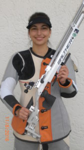 Die strahlende Finalsiegerin des Vergleichskampfes Rupertigau – Salzburg war Alexandra Heimerl